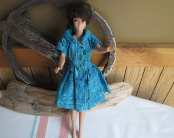 Barbie Doll Bubble Cut 1961 Pats. Pend. MCMLVIII Vintage Toys and Dolls