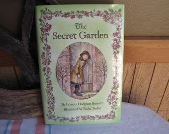 The Secret Garden Frances Hodgson Burnett 1985 Vintage Fiction and Literature