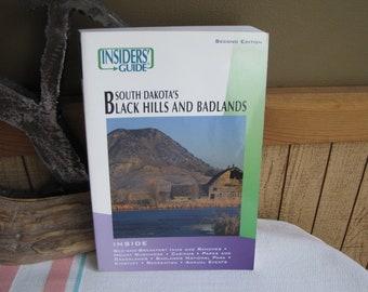 Badlands and Black Hills South Dakota Insiders' Guide Vintage Travel Books