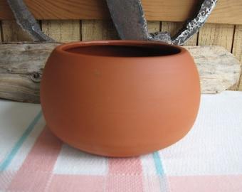 Salsa Bowl Bret Bortner Designs Terra Cotta Vintage Salsa Bowls