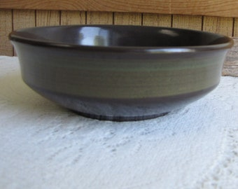 Franciscan Madeira Vegetable Serving Bowl Vintage Dinnerware and Replacements California Pottery 1967-1983