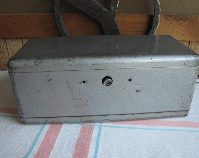 Safety Deposit Box Vintage Boxes
