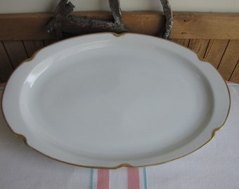 Royal Austrian porcelain platter 1900s Vintage Dinnerware and Replacements