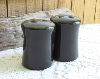 Franciscan Madeira Salt and Pepper Shakers Vintage Dinnerware and Replacements