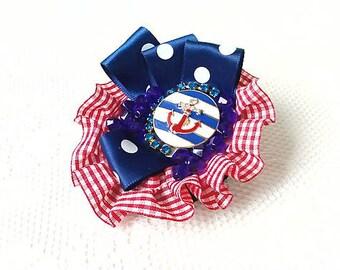 Mrs. Sailor (brooch)