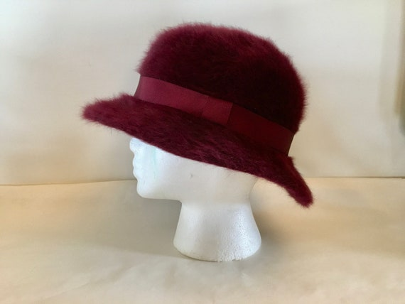 Kangol Fuzzy Bucket Hat - Lady's Fashionable Hat -