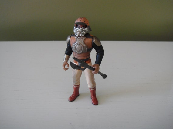1997 Star Wars POTF Lando Calrissian as Skiff Guard