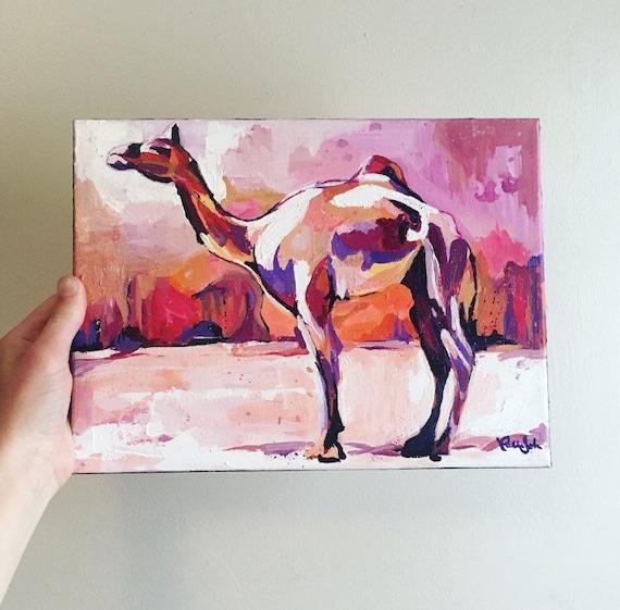 Camel Art, Original 9