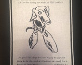 DOG LEATHER - Wear your o...
