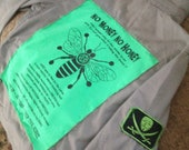 SAVE THE BEES Punk Patch ...