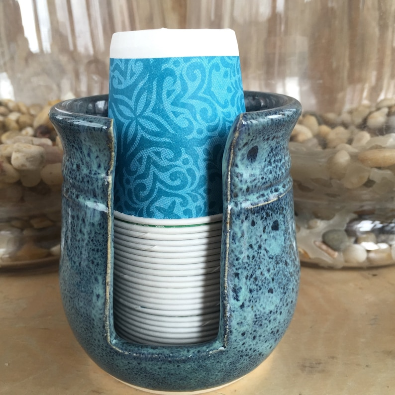 Dixie Cup Dispenser Bathroom Cup Holder Disposable Cup Etsy
