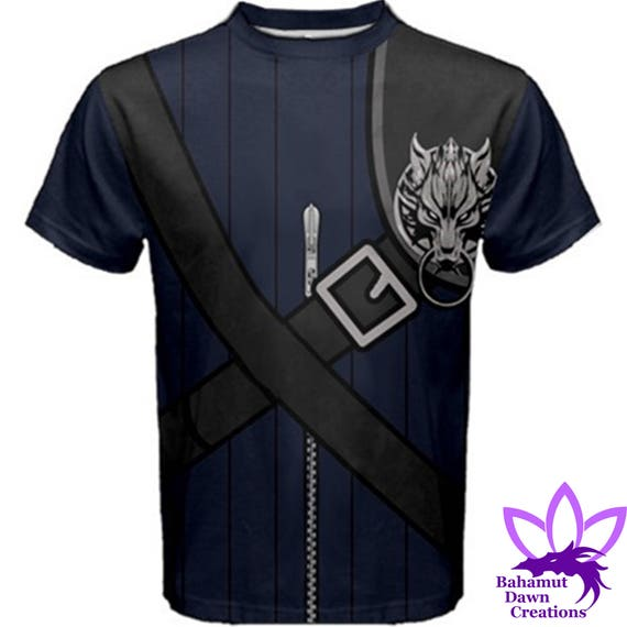 Final Fantasy Vii T Shirts Cloud Sephiroth Vincent