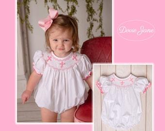 ad2400c412db Smocked dresses baby girl