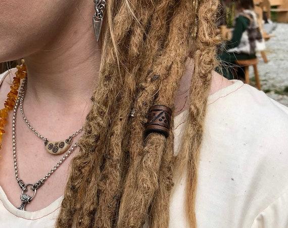 Norse hair/beard bead/dreads