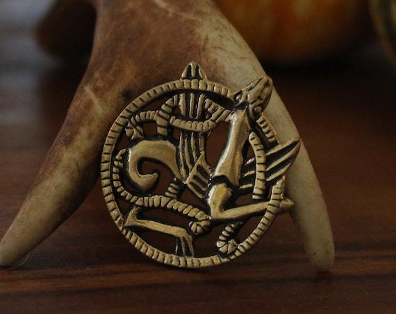 Viking Ornament Pendent