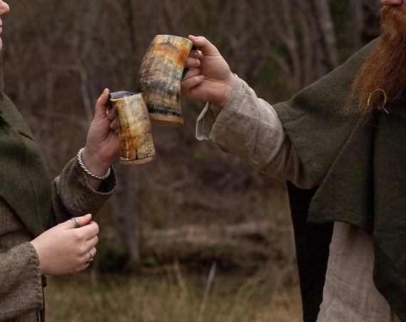 Viking Drinking Horn Tankard