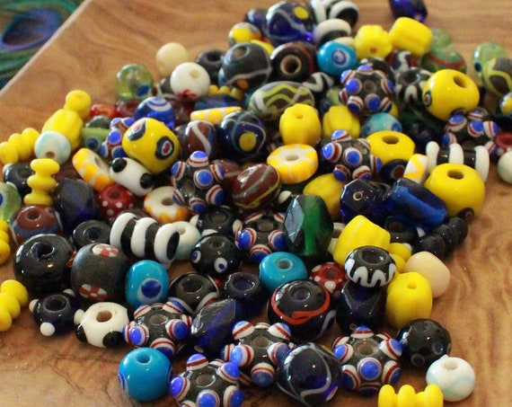 Premium Mystery Glass Bead Lot