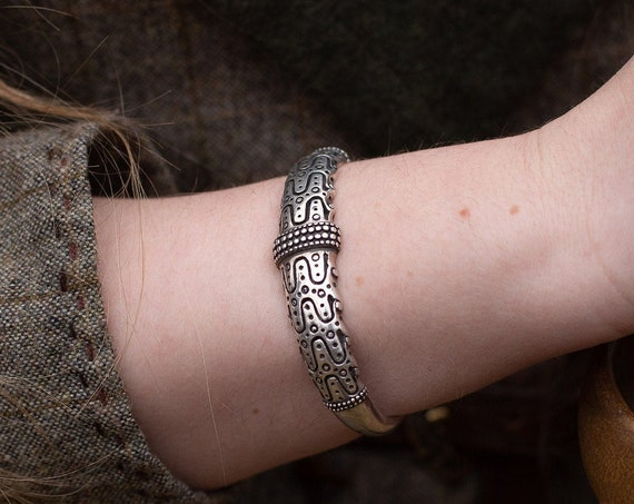 Medium danish Replica Viking Bracelet