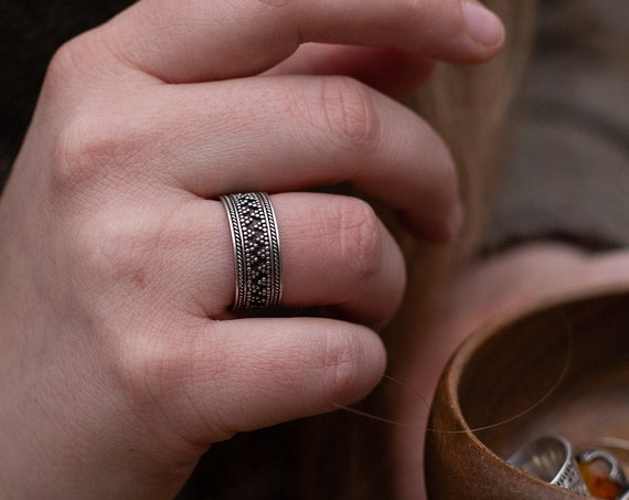 Hand Crafted Gotland Ring
