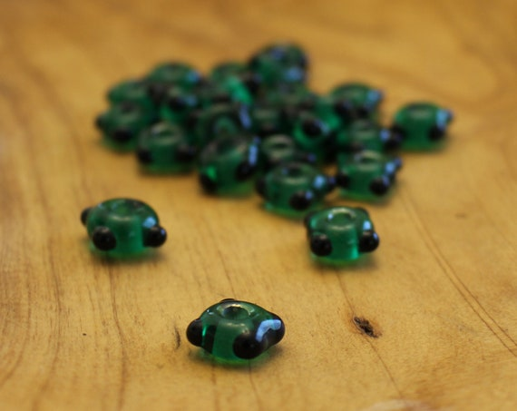 Viking Age Glass Bead Replica