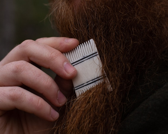 Viking Bone Comb