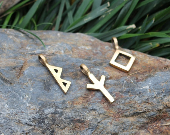 Rune Pendants