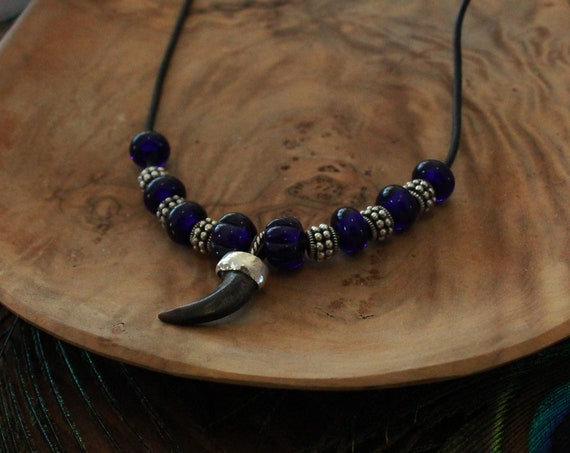 One of a Kind Fenrir Inspired Necklace
