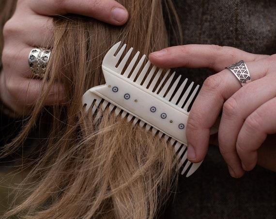 Norwegian Viking Bone Comb Replica