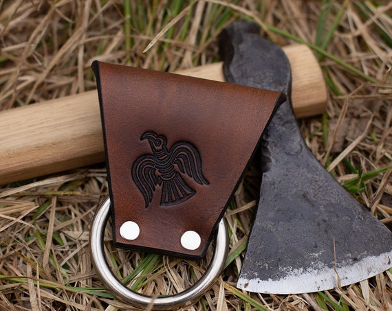 Raven Throwing Axe Carrier