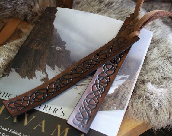 Urnes Dragon Bookmark
