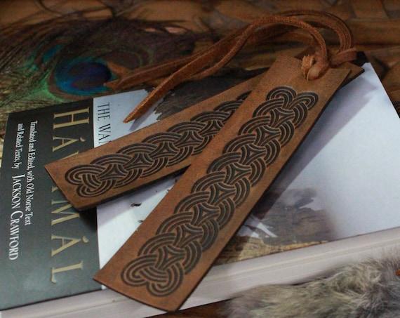 Bookmark With Vikingage  Artwork