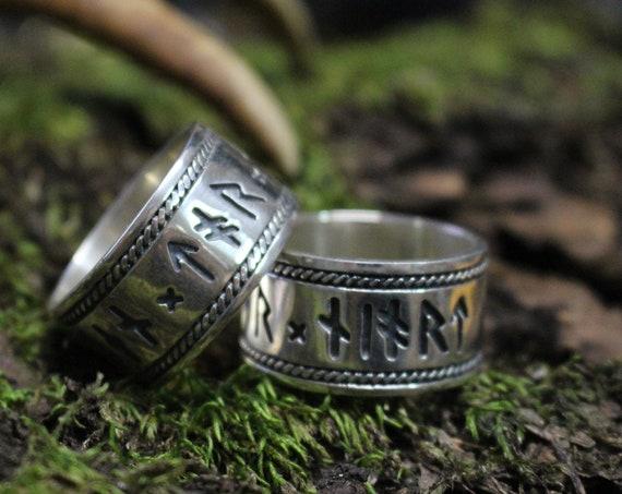 The Ring of Gods. Odin - Tyr - Njord