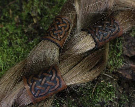 Celtic Hair/Beard Bead