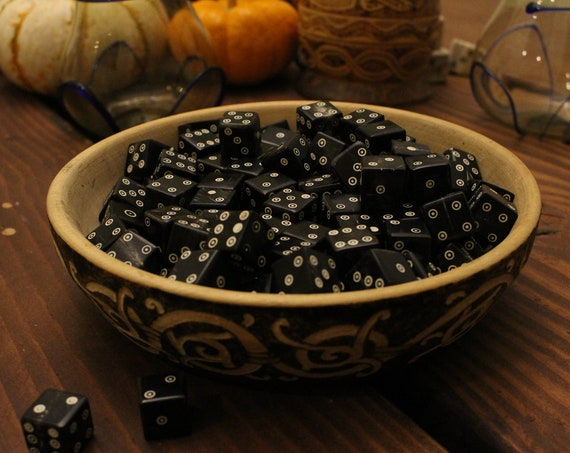 Viking/Medieval Betting horn Dice READY TO SHIP