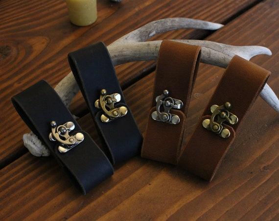 Leather Tankard Strap
