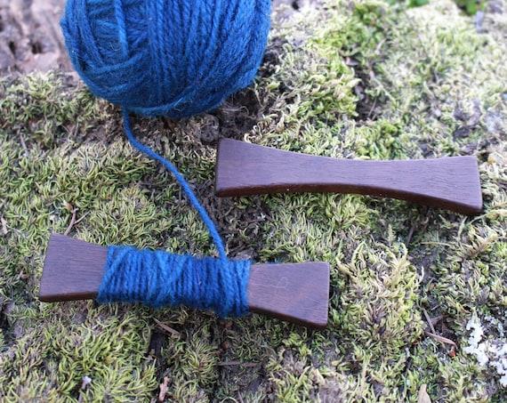 Walnut Haithabu Thread Winder