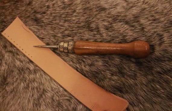 Leatherworking Stitch/Scratch Awl