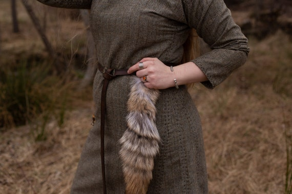 Real Coyote Tails