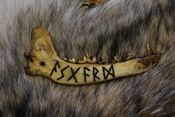 Asgard Viking Jawbone Rune