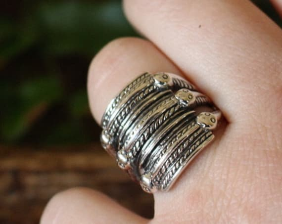 swedish replica silver ring