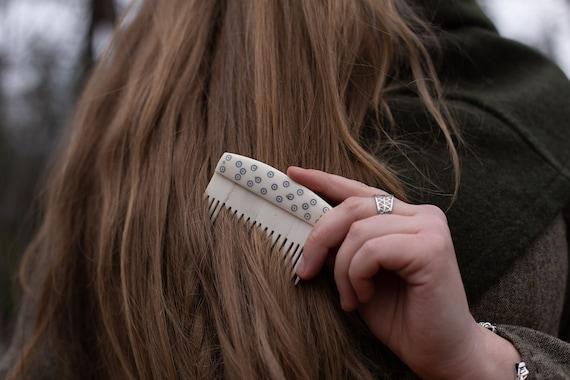 Viking Birka Bone Comb