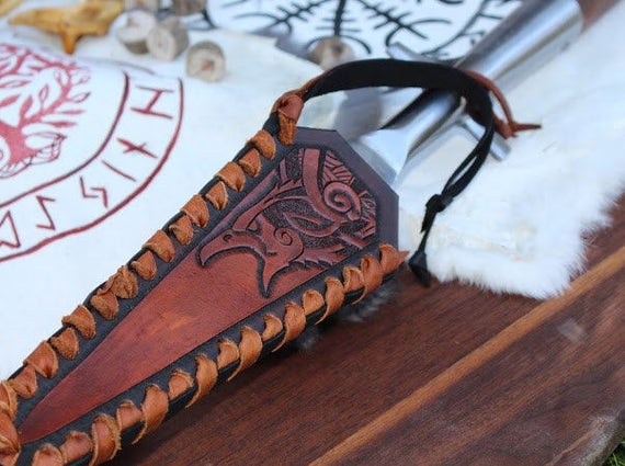 Limited Edition Frankish Spear Sheath