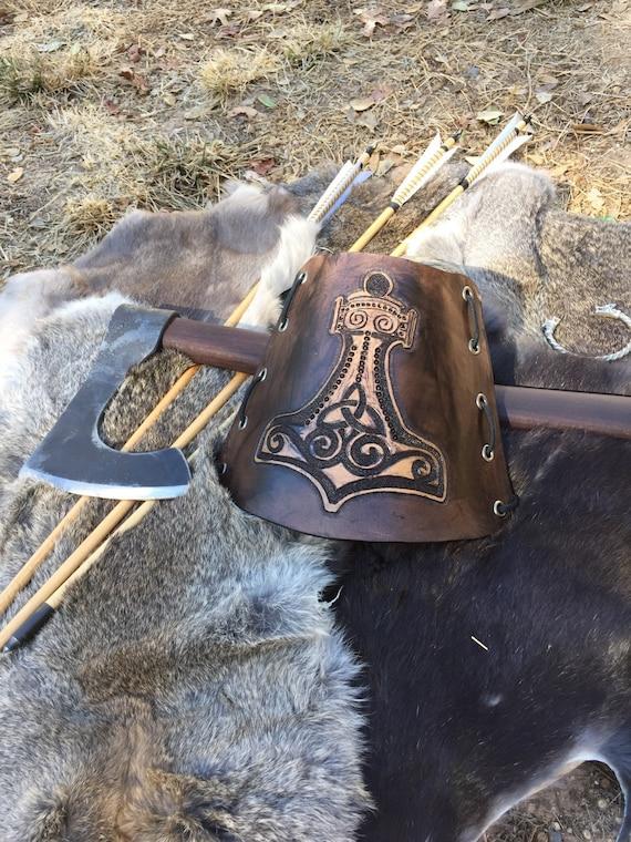 Mjolnit Arm Guard-Bracers