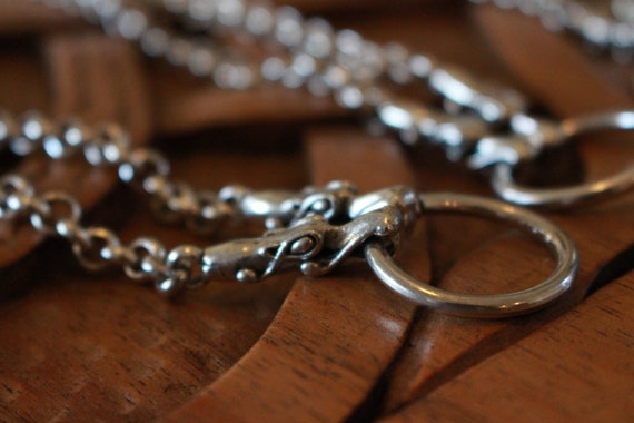 5mm Viking Tromso Handmade Single Chain