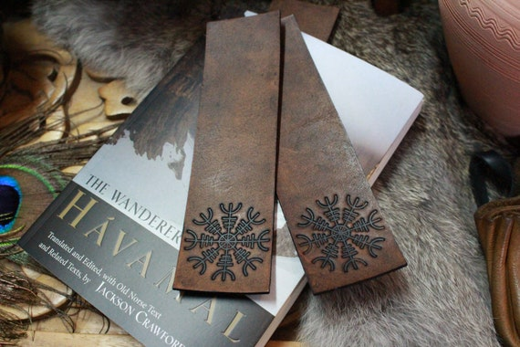 Helm Of Awe Bookmark