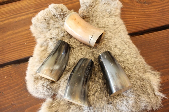BLEMISH SALE Viking Dice Cup Historical Design