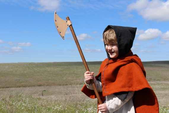 Danish Viking Axe Kids Toy