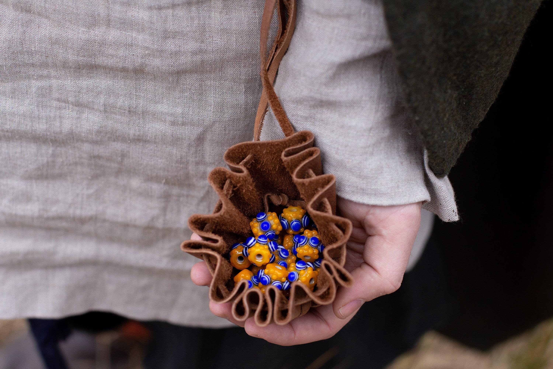 replica coin pouch
