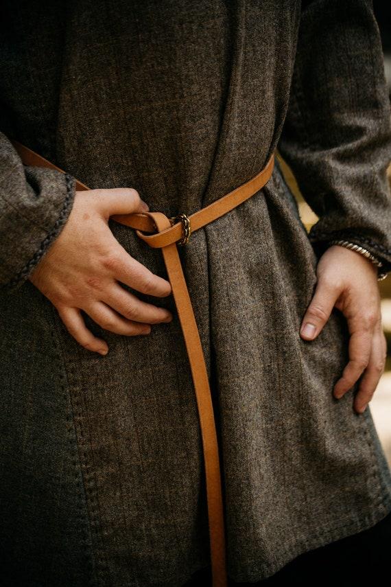 Viking Age Belt For Reenactment