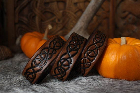 Urnes Dragon Historical Viking Art, Bracelet